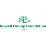 Powell Family Foundation logo