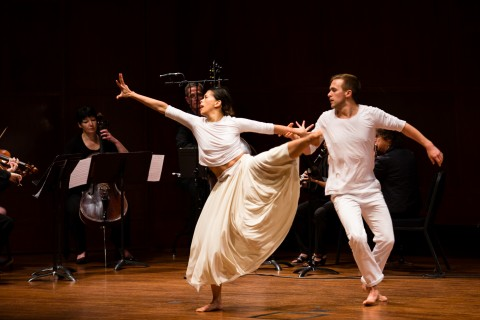 "Olivier Wevers: Choreography for Osvaldo Golijov's ""Lullaby & Doina"""