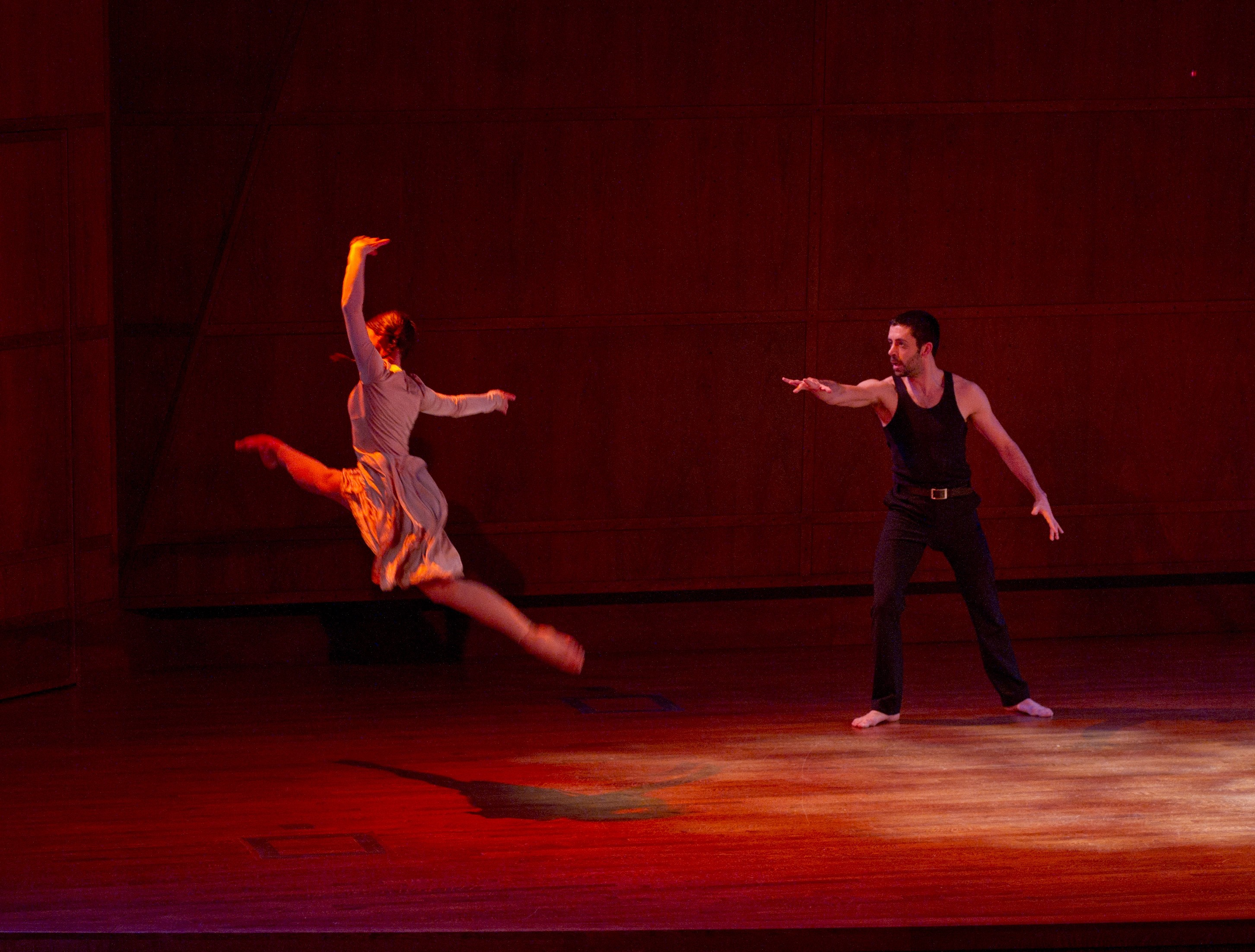 The Dybbuk Suite; Spectrum Dance Theatre